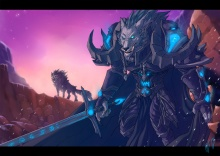 Worgen Death Knight