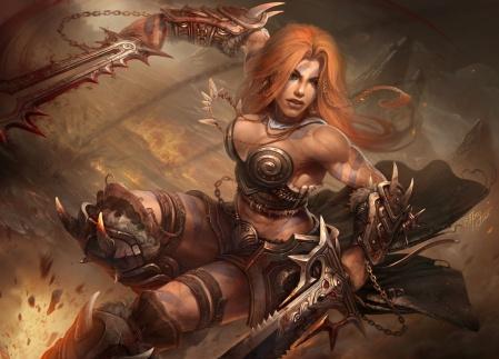 Barbarian (Diablo III)