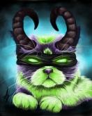 Grumpy Illidan?